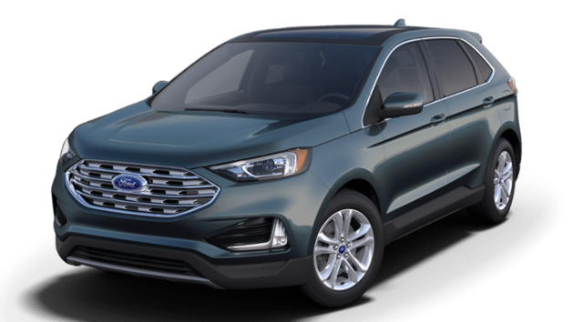 New 2019 Ford Edge SEL Crossover FN5720 for Sale near St. Augustine, FL, at Beck Ford Lincoln